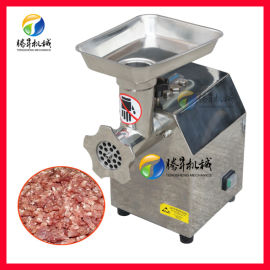 食堂适用台式不锈钢绞肉机