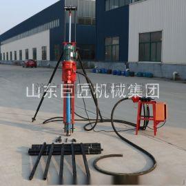 巨匠供应KQZ-70D气电联动潜孔钻机处理岩层钻孔