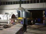 智能硫化罐 大型卧式蒸汽电气两用硫化罐