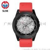 GB新款SL98成人兒童智慧手表外貿爆款禮品手環