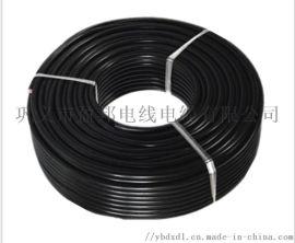 监控电源线软护套线 控制电缆