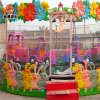 新型儿童游乐设备欢乐喷球车厂家直销品质保证