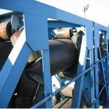 管式帶狀輸送機更大的傾斜輸送能力 大提升量