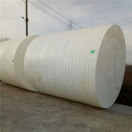 10噸水塔純原料制作白色塑料桶