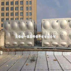 无锡精一泓扬厂价直供这款50吨的不锈钢保温水箱