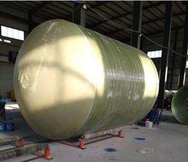 工业化粪池安装方法 缠绕玻璃钢生态消防水箱 化粪池