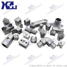 第三代精益管接头/铝线棒连接件/精益管配件