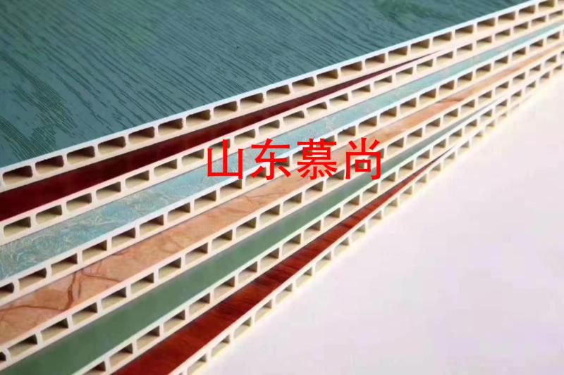 300MM護牆板集成牆板 護牆竹木纖維集成牆板