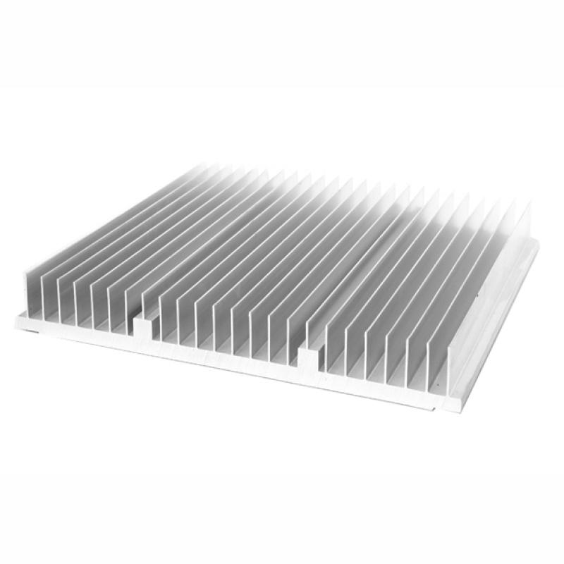 佛山鋁型材散熱器規格定製廠家興發鋁業