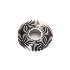 中山|太阳花散热器铝型材规格定制开模