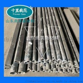 碳化硅圆管 碳化硅圆棒 碳化硅辊棒  山东尚美