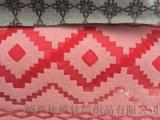 針織爛花燒花面料BURN OUT做時裝居家服圍巾