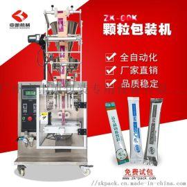 晶体颗粒包装机厂家 颗粒产品包装机价格