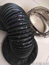 防腐蚀挖掘机油缸防护罩 沧州辰睿挖掘机油缸防护罩