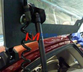 开美线缆 PU3*0.75汽车后备箱螺旋电缆弹簧线