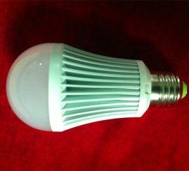 LED冷锻散热器一体化球泡灯外壳套件