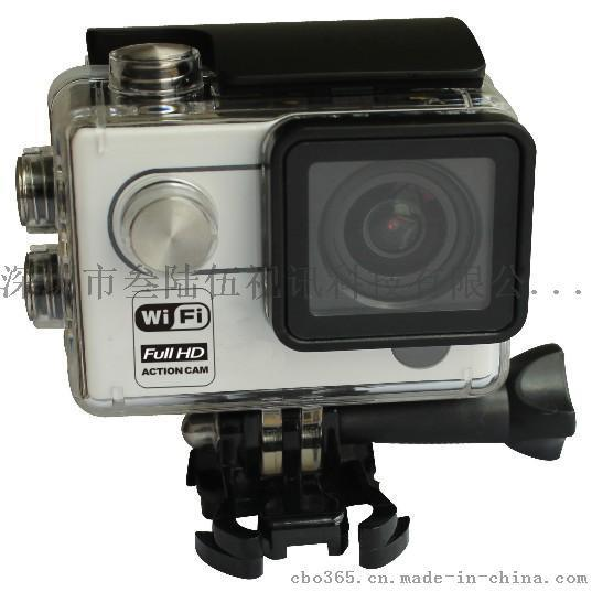 1600万像素运动DV相机行车记录仪1080P安霸A7方案wifi 厂家定制