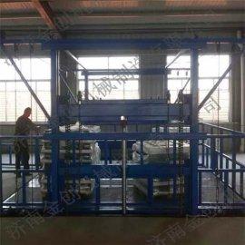 导轨式液压升降机,导轨式液压升降货梯