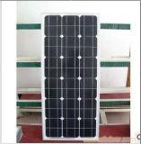 東莞星火太陽能板,70W單晶矽太陽能光伏電池層壓組件