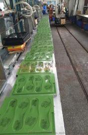 供应PU流水线 发泡鞋垫 密封件 SC-120型设备