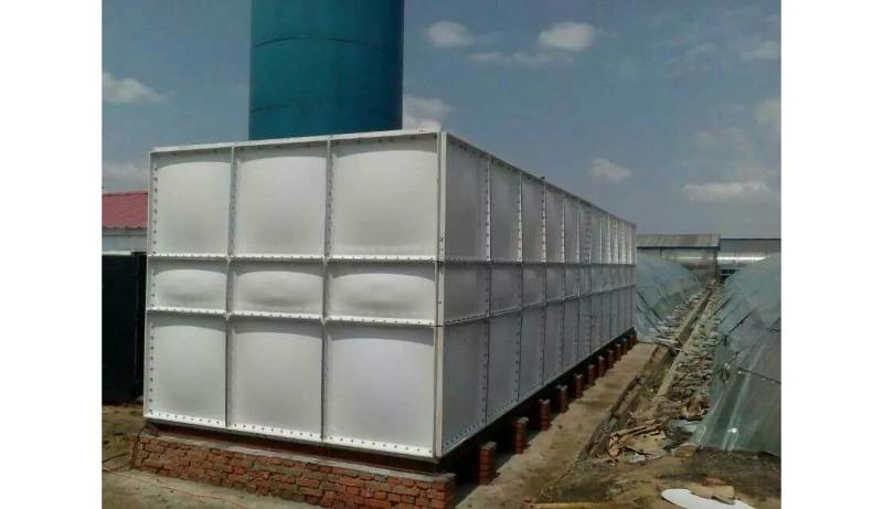拼接304水箱 玻璃钢组装水箱 暗装水箱安全环保