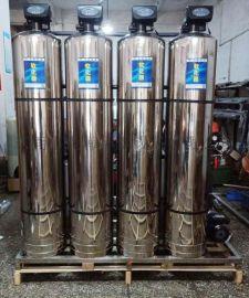 东莞世韩供应软水机 商用大型工业锅炉软化水处理设备