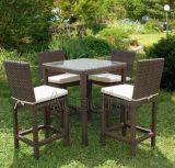 戶外傢俱 藤製高腳吧檯椅(AC-RF32)