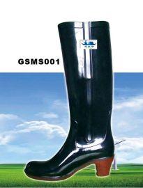 劳保用耐酸碱雨鞋(GSMS001)