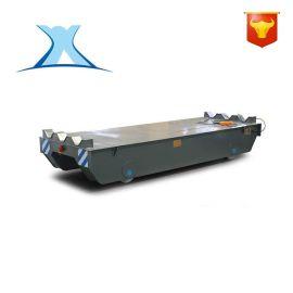 运挖掘机的平板车电动平车搬运车电动轨道车轨道平板运输车