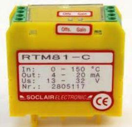 Soclair Electronic热电偶COM90-2 RTM 70/71