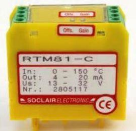 Soclair Electronic熱電偶COM90-2 RTM 70/71