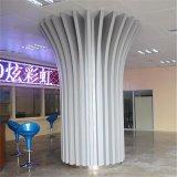 江蘇工程2.5焊接弧形鋁單板  單弧/雙弧波浪造型鋁方通幕牆
