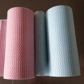 無紡布抹布類打斷卷生產廠家_新價供應多種無紡布抹布類打斷卷
