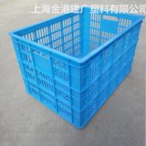 厂家直销 塑料周转筐 箱640*440*400服装周转筐 塑料物流周转箱