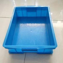 塑料箱,塑料电子周转箱,塑料蓝色周转箱