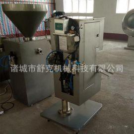 鱼肠灌肠机 墨鱼肠设备 气动灌肠机 全套烤肠制造机器