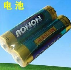 R06 5号碳性电池