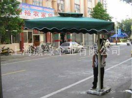 供应侧立庭院伞、单边岗亭伞、户外遮阳伞定制