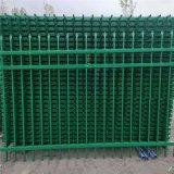 工厂围墙防护铁艺围墙网铁艺围栏工艺围栏欧艺隔离栏杆