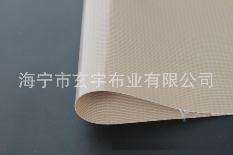 优质PVC软体导风筒风管 阻燃面料 PVC夹网布