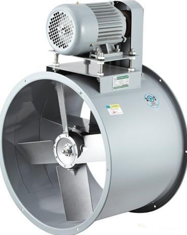 KT40电机外置耐高温高湿轴流通风机