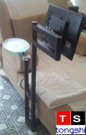 D型折叠桑拿电视架