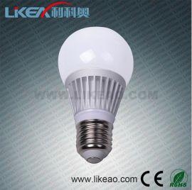 LED 节能灯管不宜用作调光照明场所下使用, 如需调光需选用能调光的产品