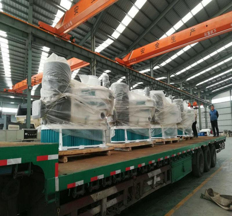 贵州木屑颗粒机 木材木块颗粒机生产线厂家
