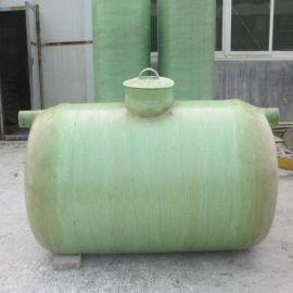 玻璃钢新型加固化粪池厕所化粪池