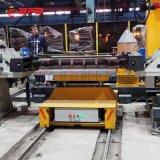 工程機械220噸冶金電動平車 高速運行過跨小車