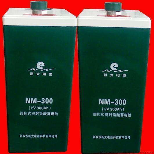 新太電池內燃機車啓動型鉛酸蓄電池