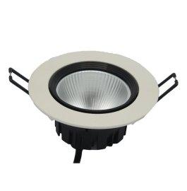 明晟嵌入式LED可调角筒灯,明晟LED室内照明