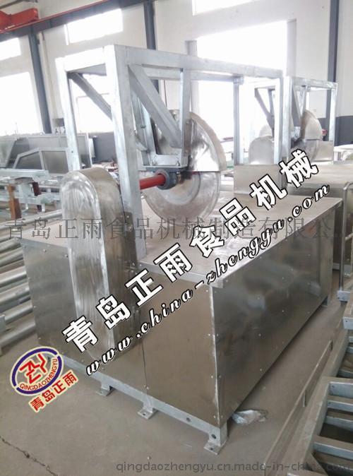 青島正雨供應屠宰設備生豬分段鋸