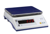 上海厂家ACS-YTC电子桌秤1.5kg/0.05g高精度案秤 便携式电子桌秤